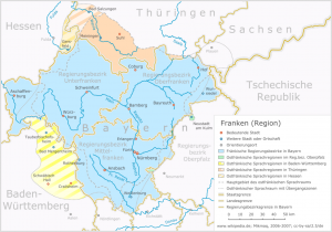 Region Franken